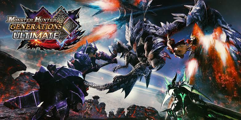 Promoções na eShop da América do Norte – Monster Hunter Generations Ultimate, Mother Russia Bleeds, jogos da Nicalis e muito mais