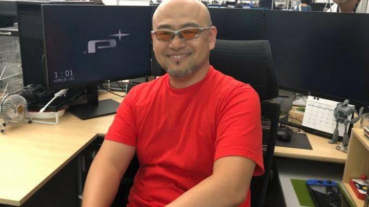 """Hideki Kamiya diz que Bayonetta 3 não foi cancelado e pede para os fãs """"pegarem suas preocupações e jogá-las pela janela imediatamente"""""""