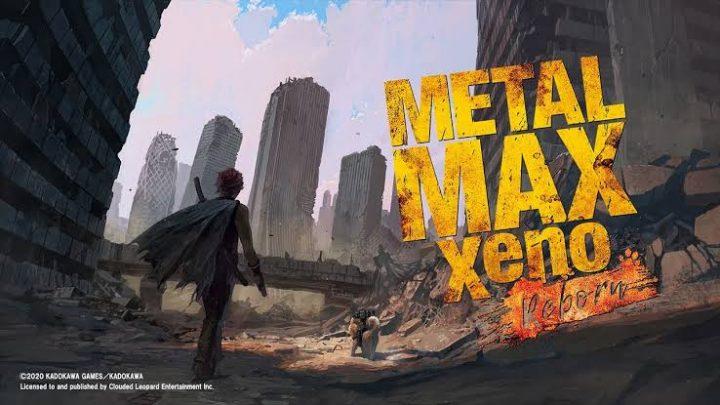 Metal Max Xeno: Reborn – Detalhes para a modificação de tanques aprimorada, novos veículos Wild Bus, PLT-01, Li'l Squirt e Wolf e mais