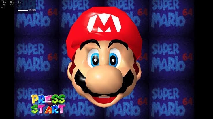Nintendo está indo atrás do port não oficial de Super Mario 64 para PC e removendo todo tipo de conteúdo relacionado ao jogo