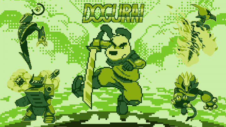 QUByte Interactive lança Dogurai na eShop do Nintendo Switch
