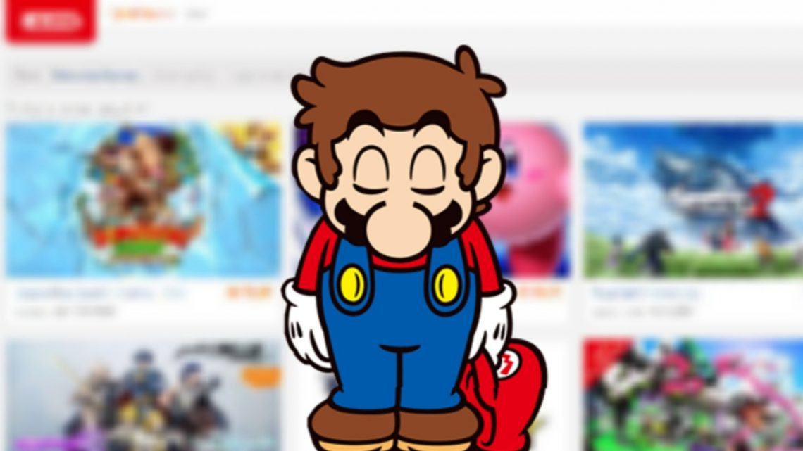Loja Nintendo Brasil – Nintendo se pronuncia sobre a loja online estar inacessível nos últimos dias