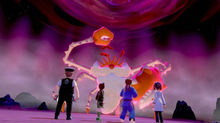 Pokémon Sword/Shield – Novo evento na Wild Area traz 22 diferentes Pokémon na forma Gigantamax nas Max Raid Battles