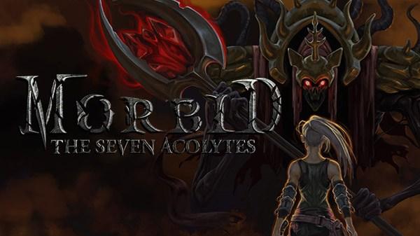 """Merge Games anuncia o RPG de ação """"horrorpunk"""" Morbid: The Seven Acolytes para o Nintendo Switch"""