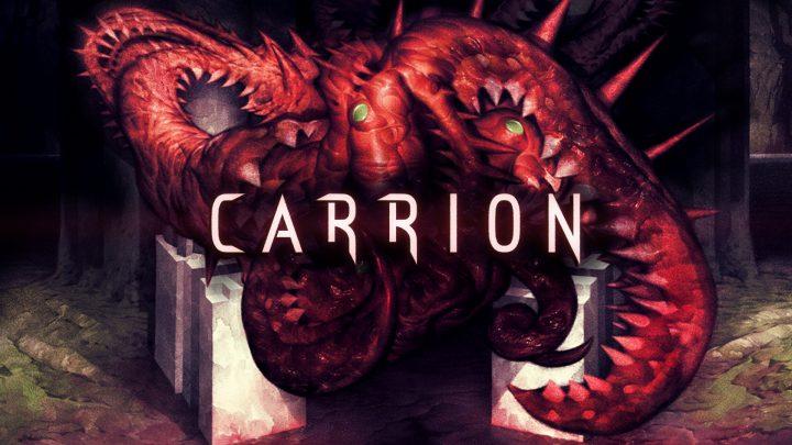"""Devolver Digital anuncia o jogo de """"terror reverso"""" Carrion para o Nintendo Switch"""
