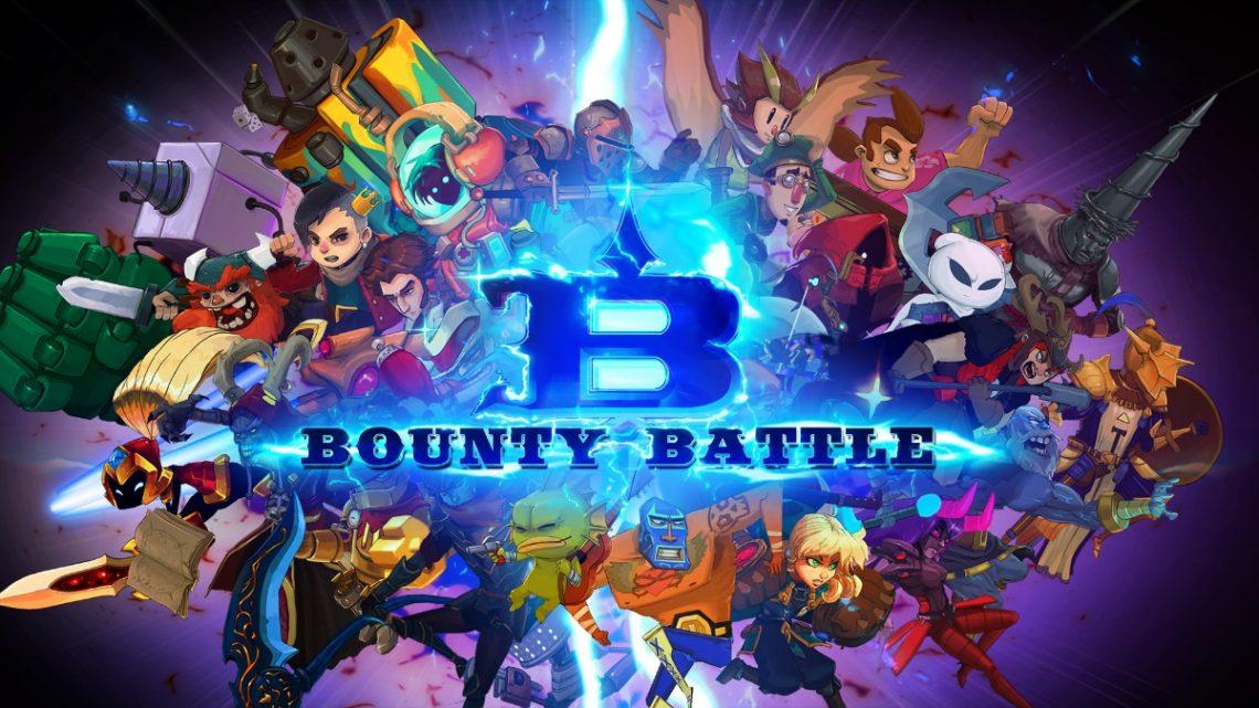 Jogo de luta 2D com personagens de jogos indie Bounty Battle chega em 16 de julho através da eShop do Nintendo Switch, versão física em agosto