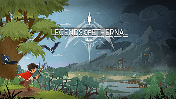 Natsume e Lucid Dreams Studio anunciam o jogo de ação e aventura 2D Legends of Ethernal para o Nintendo Switch