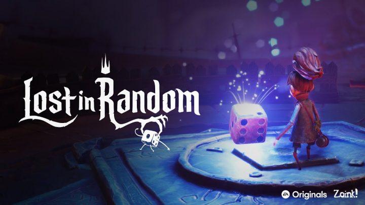"""EA anuncia o jogo de ação e aventura de """"conto de fadas gótico"""" Lost in Random para o Nintendo Switch"""