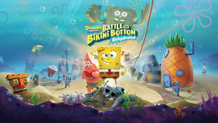 Jogos em formato físico da semana – SpongeBob SquarePants: Battle for Bikini Bottom – Rehydrated, Mr. Driller DrillLand, BRIGANDINE: The Legend of Runersia e mais
