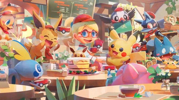 Versão para o Nintendo Switch de Pokémon Café Mix só pode ser jogado no modo portátil