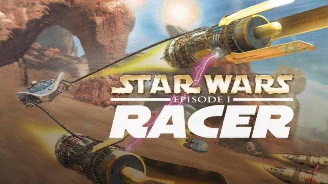 Star Wars Episode I: Racer – Comparação gráfica entre o port do Nintendo Switch e o original do Nintendo 64