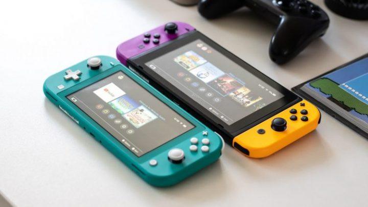 Reino Unido: Vendas do Nintendo Switch mais que dobraram no primeiro semestre de 2020 em comparação com o mesmo período em 2019