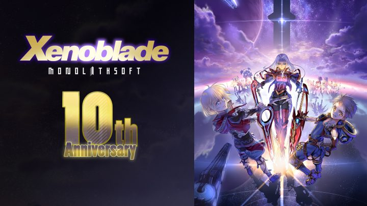 Monolith Soft celebra 10 anos da franquia Xenoblade Chronicles com arte especial