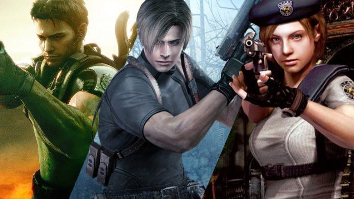 Resident Evil Franchise Sale – Jogos da série estão com até 57% de desconto na eShop do Nintendo Switch