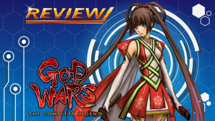 [Review] God Wars: The Complete Legend