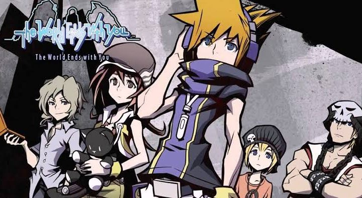 Square Enix anuncia adaptação em anime para The World Ends With You
