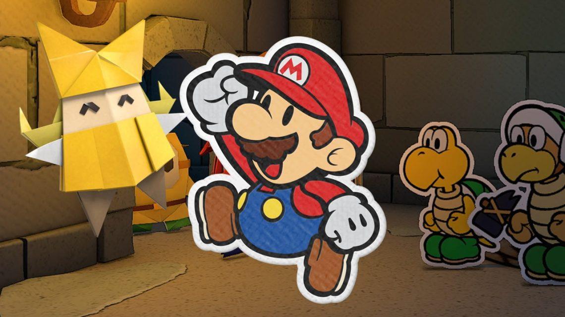 Produtor de Paper Mario: The Origami King diz estar mais interessado em experimentar novas mecânicas do que confiar em sistemas de jogabilidade familiares