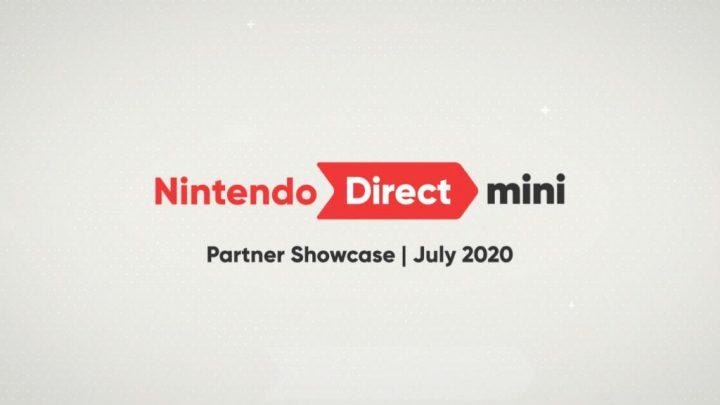 Nintendo anuncia Nintendo Direct Mini: Partner Showcase; Ocorrerá nesta segunda-feira