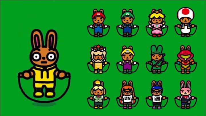 Jump Rope Challenge – Nova atualização (1.1.0) adiciona roupas baseadas em personagens da Nintendo, nova habilidade de pulo duplo e mais