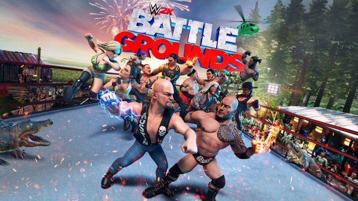 WWE 2K Battlegrounds chega em 18 de setembro no Nintendo Switch, novo trailer