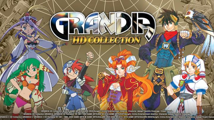 Grandia HD Collection está ganhando edição física na América do Norte pela Limited Run Games
