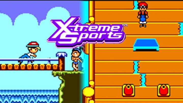 Xtreme Sports, o clássico RPG de esportes do Game Boy Color, está a caminho do Nintendo Switch
