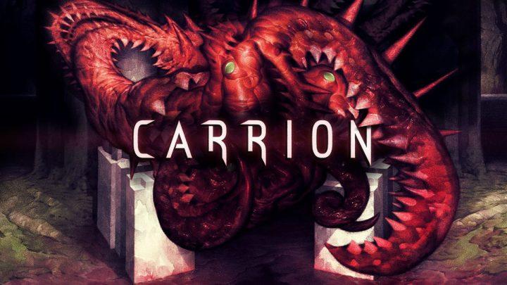 """Jogo de """"terror reverso"""" Carrion chega em 23 de julho através da eShop do Nintendo Switch, novo trailer"""