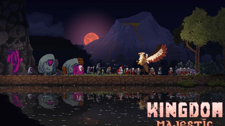 Kingdom Majestic, coletânea com os jogos  Kingdom New Lands e Kingdom Two Crowns chega nesta semana no Nintendo Switch