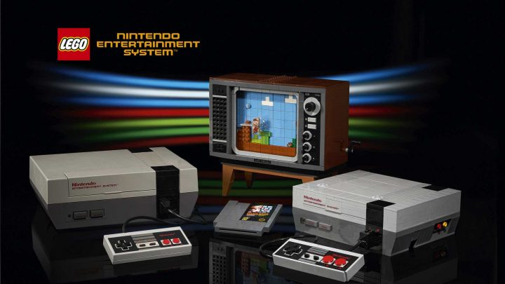 Nintendo e LEGO Group anunciam o conjunto LEGO Nintendo Entertainment System
