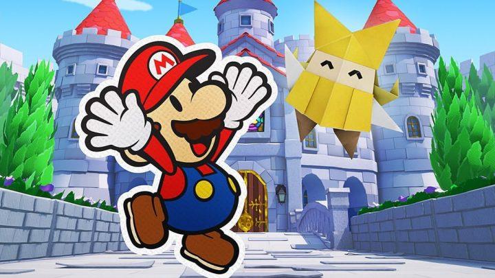 Reino Unido: Paper Mario: The Origami King teve a melhor estréia da série, vendeu mais que Paper Mario: Sticker Star e Paper Mario: Color Spash combinados