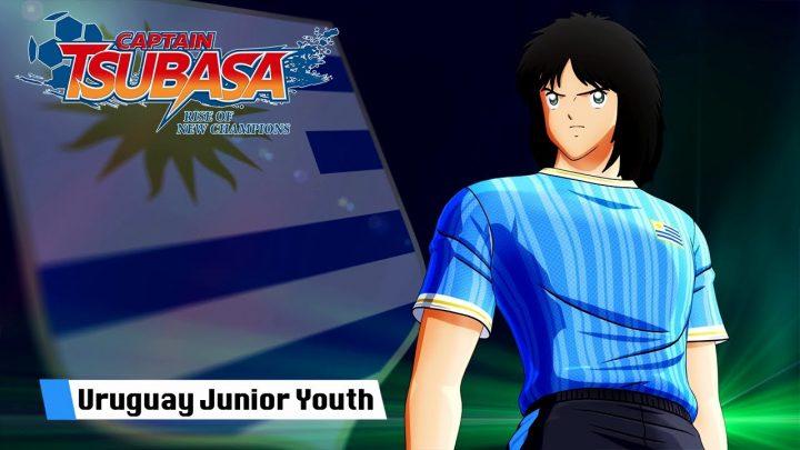Captain Tsubasa: Rise of New Champions – Novo trailer apresenta a seleção juvenil do Uruguai
