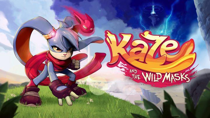SOEDESCO anuncia o jogo de plataforma inspirado em clássicos dos anos 90 Kaze and the Wild Masks para o Nintendo Switch