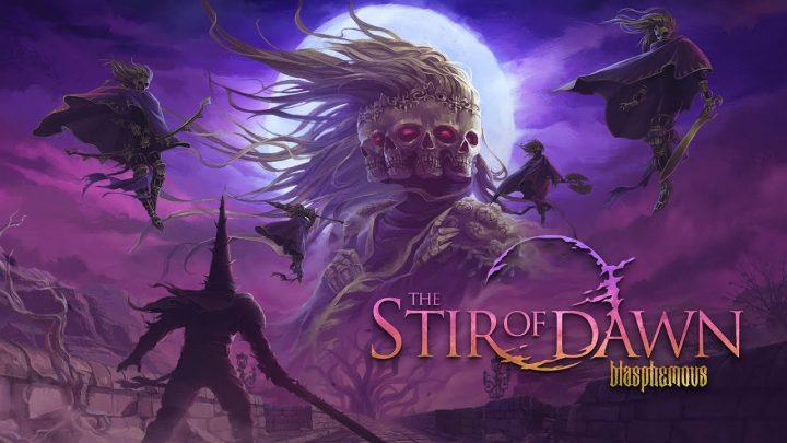 """Blasphemous – Atualização gratuita """"The Stir of Dawn"""" chega em agosto, adiciona New Game +, novo conteúdo para a história, novos chefes e mais"""
