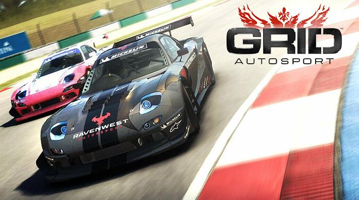GRID Autosport – Atualização que adiciona o multiplayer online e suporte ao Nintendo Labo – Toy-Con 03: Vehicle Kit chega na próxima semana