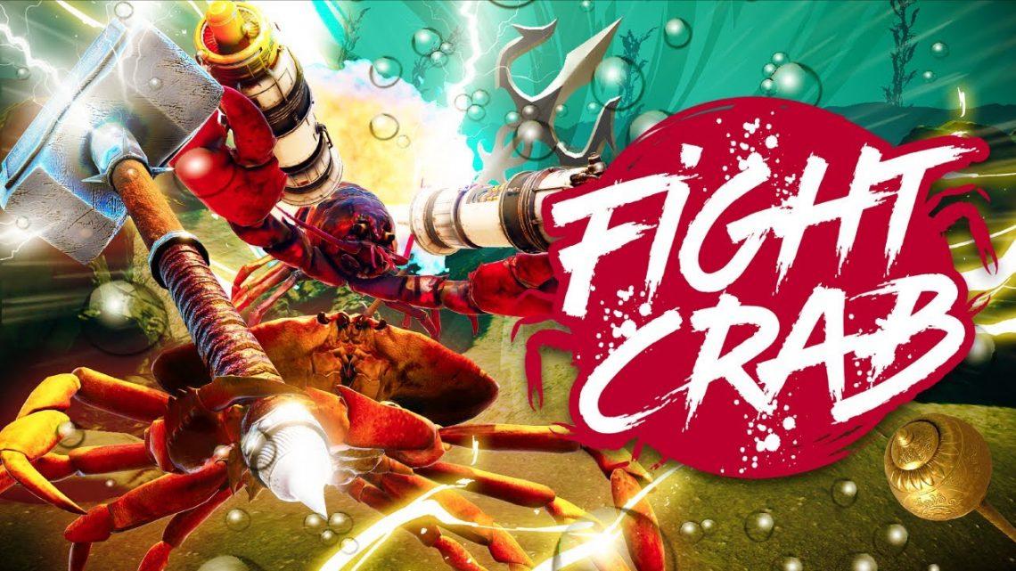 Fight Crab, jogo de luta 3D com caranguejos baseado em física, chega em 15 de setembro no Ocidente