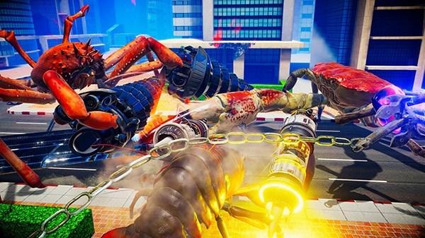 Masafumi Onuki, desenvolvedor de Fight Crab, explica por que o jogo é sobre luta de caranguejos