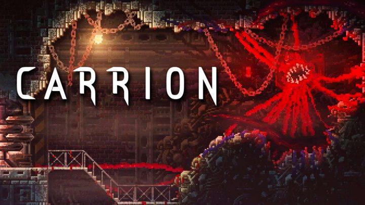 Carrion, jogo de terror reverso da Phobia Game Studio, ultrapassa 200.000 unidades vendidas