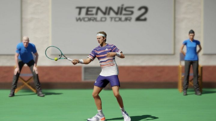 Nacon anuncia Tennis World Tour 2 para o Nintendo Switch