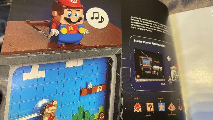 LEGO Group faz teaser para um novo conjunto de LEGO temático do console NES; Primeiras imagens vazadas