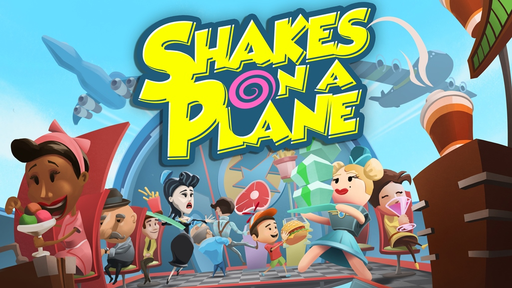 Assemble Entertainment anuncia o jogo de gerenciamento Shakes on a Plane para o Nintendo Switch