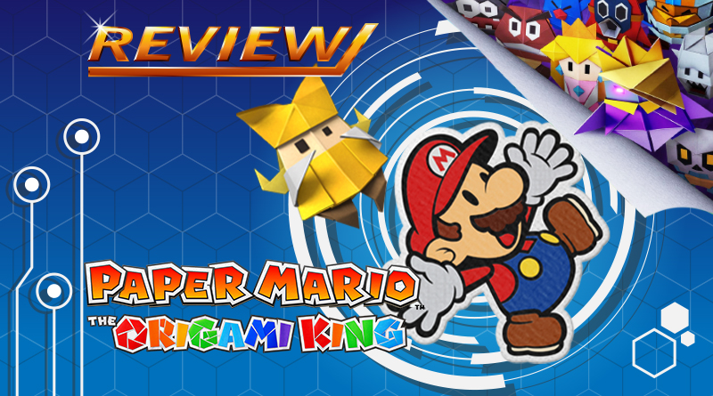 [Review] Paper Mario: The Origami King