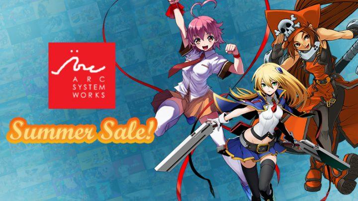 Arc System Works Summer Sale – Aproveite até 75% de desconto na eShop em jogos como Kill la Kill: IF, jogos de BlazBlue e Guilty Gear