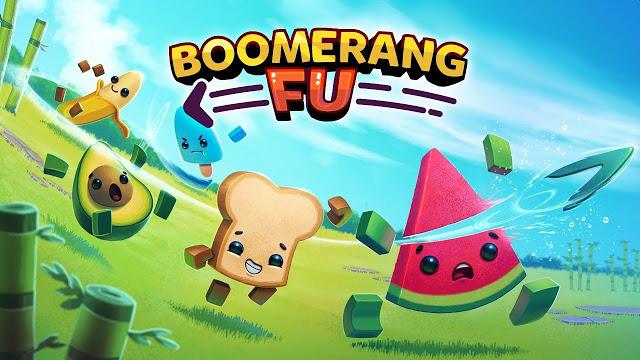 Cranky Watermelon anuncia o brawler Boomerang Fu para o Nintendo Switch
