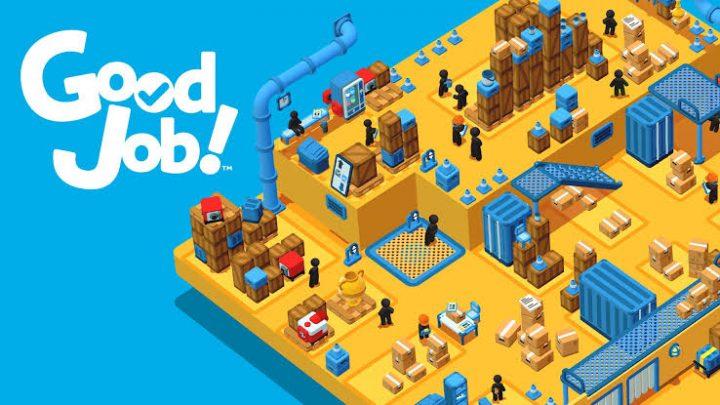 Nintendo e Paladin Studios comentam como acabaram trabalhando em Good Job!