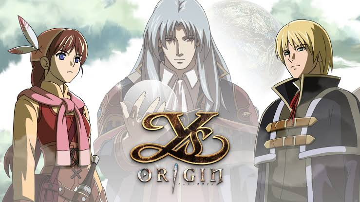 DotEmu anuncia o RPG de ação Ys Origin para o Nintendo Switch