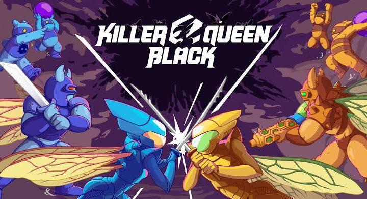 """Killer Queen Black – Nova atualização """"Betelgeuse Update"""" já está disponível,  inclui novo mapa, novas configurações na gameplay e mais"""