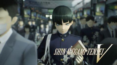 Shin Megami Tensei V chega mundialmente em 2021; Novo trailer