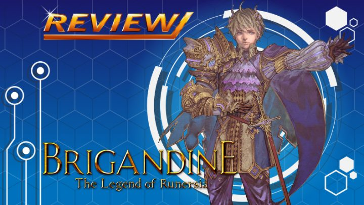 [Review] Brigandine: The Legend of Runersia