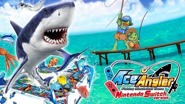 Ace Angler: Nintendo Switch Version ultrapassa a marca de 500.000 cópias vendidas