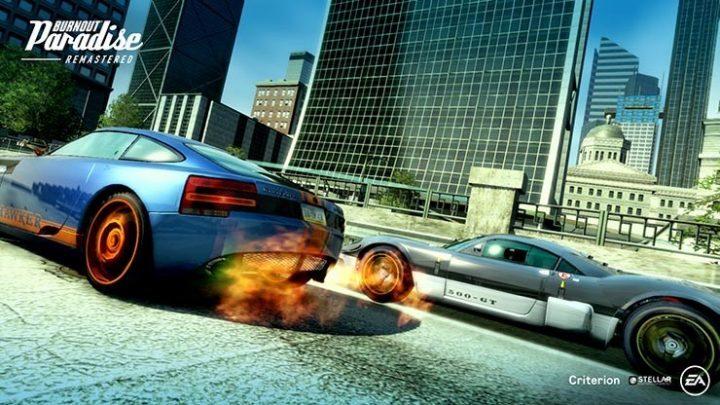 Diretor de Burnout Paradise Remastered diz que embora tenha chegado mais tarde, o jogo já estava nos planos desde o início para o Switch; Fala da importância de manter o jogo a 60 FPS